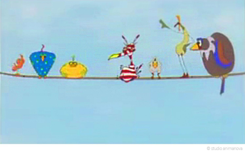 Animation Goldene Spatz Festivaltrailer