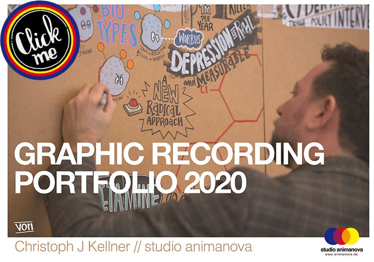 PDF-Download Graphic Recording Portfolio 2020
