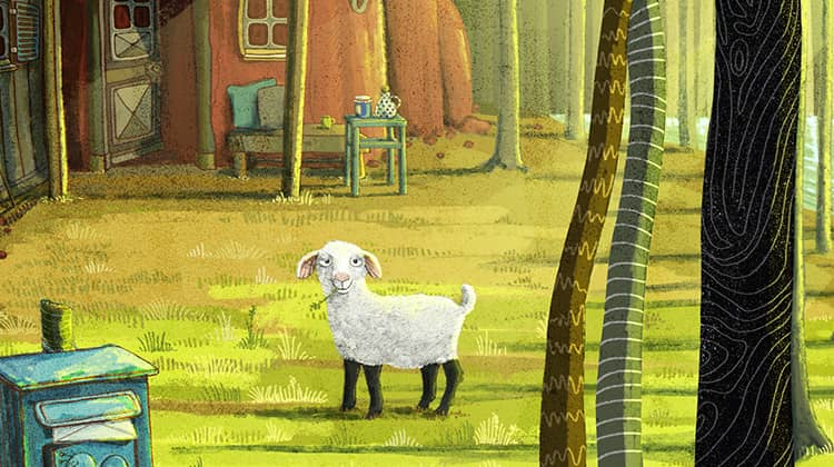 Illustration Kinderbuch