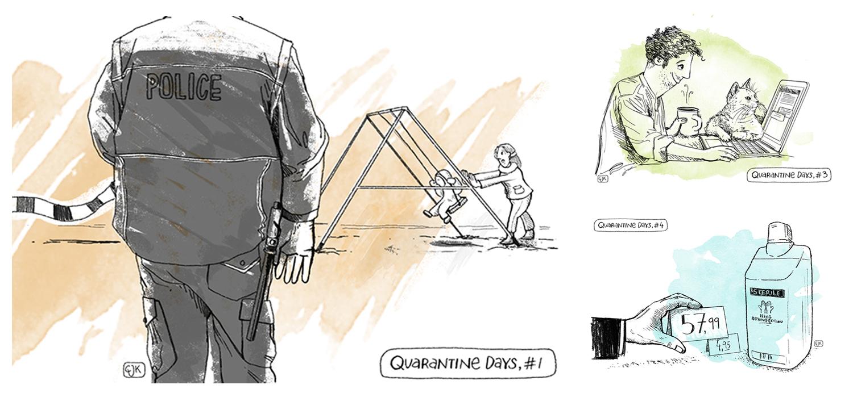 Quarantine Days Vol#1